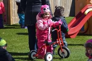 Toronto Daycare Infants
