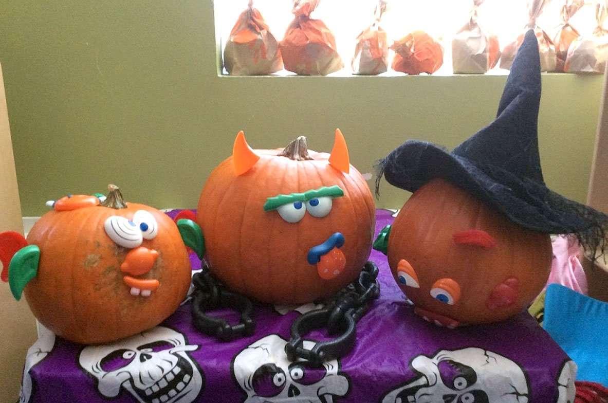 Toronto daycare halloween