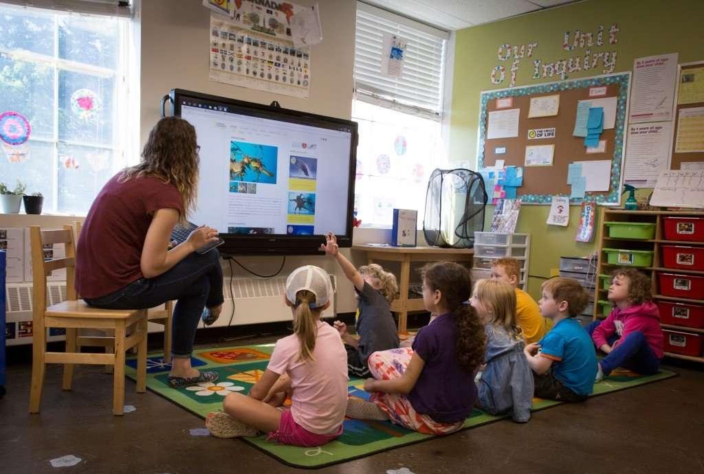 Kindergarten At Trust
